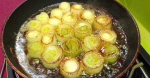 ガーリックが効いたオリーブオイルと白ネギの甘みと旨味が染み込んだ絶品の一品 白ねぎのアヒージョ